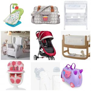 Baby shopping guide