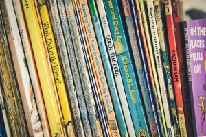 Student fundraising idea: Book sale