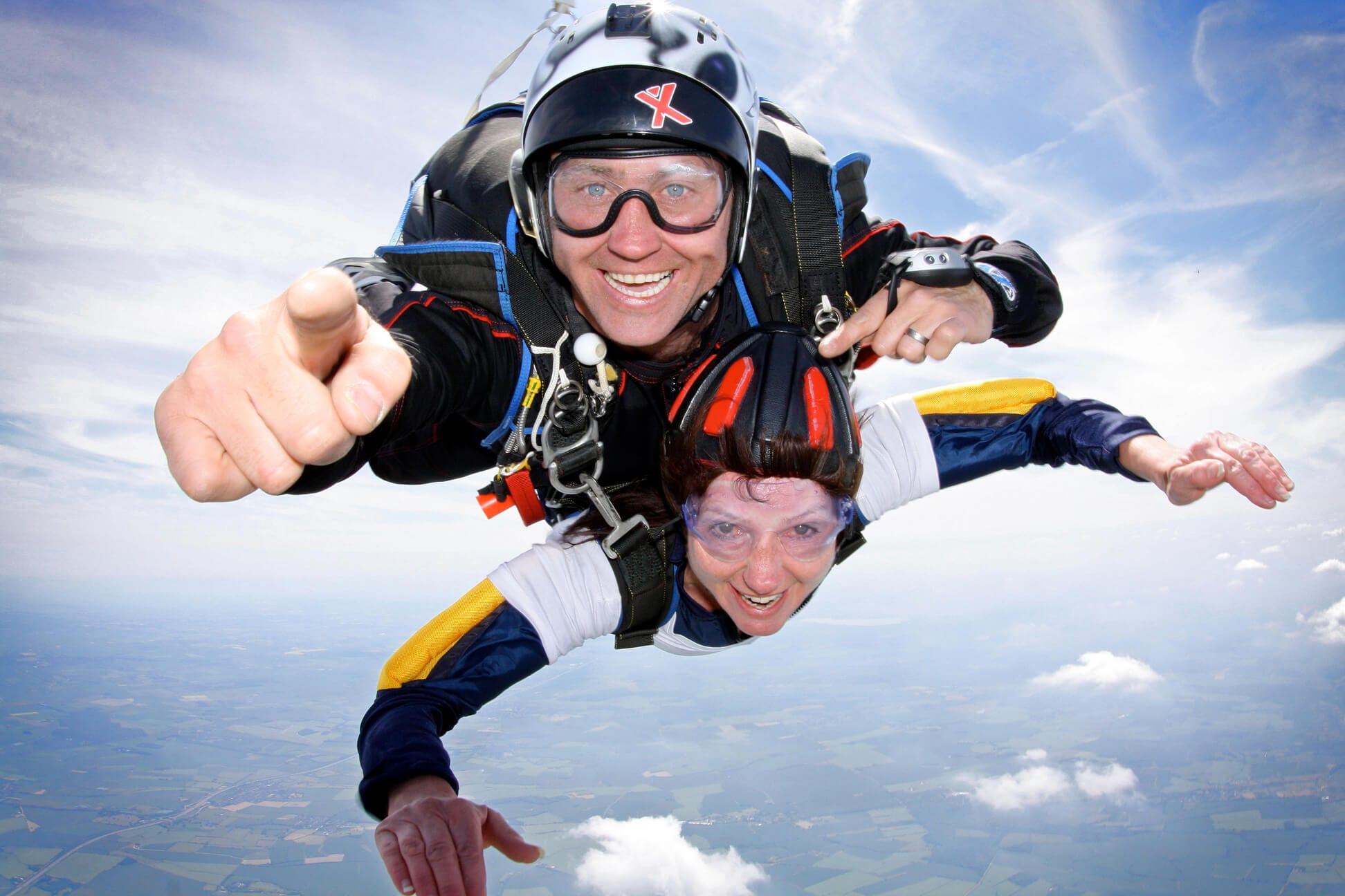 a report on skydiving Need to report the video sign in to report inappropriate content sign in transcript statistics add translations 15,649,781 views 293,727 like this.